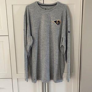 Nike Dri-Fit NFL T-shirt - Los Angeles Rams